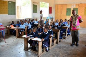 Im Klassenzimmer 2